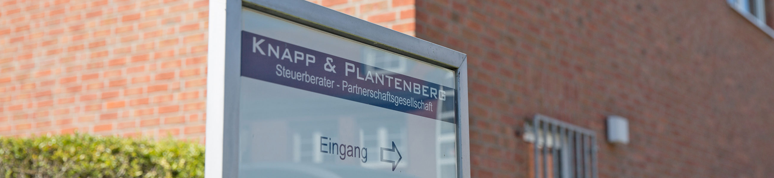 Knapp & Plantenberg Steuerberater in Ratingen
